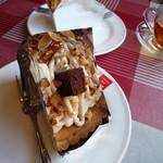 1460746 - チョコとバナナのケーキ