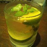 浅草カフェ ラグランドカリス - モヒート 500円