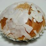 14600278 - カフェ味のクリームパン/ コーティングがボロボロ pq   味は美味しかったですよ^^w