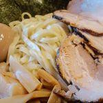 Kawasakishouten - つけ麺の平打ち麺は480g