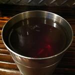 啜磨専科 - お冷や(中国茶)