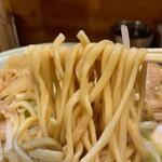 ラーメン 盛太郎 - 【再訪】麺