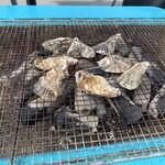 まえじま牡蠣小屋 - 料理写真:
