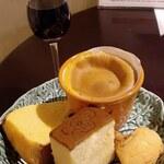 146005437 - 食文化比較プレート&ポートワイン