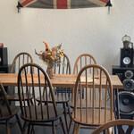 ロングウォーク コーヒー - 良い音