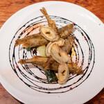 ぎんきょう - 北海道産 生シシャモの丸ごとコンフィ