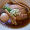 麺処 いち林 - 料理写真:味玉醤油らぁめん