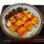 鶏陣 - 焼き鳥丼