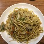 餃子菜館 勝ちゃん - 小松塩焼きそば