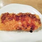 堂山食堂 - ハムカツ