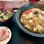お食事処 南海 - 中華丼 税込850円