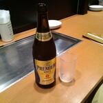 広島県府中市アンテナショップNEKI - 瓶ビール