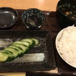 味餃子専門店 味奉行 - セットの定食