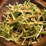 串焼・鉄板焼・くわ焼  くわくわ あびこ - 減農薬サラダ、食べ放題