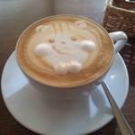 aere cafe - カフェラテ