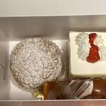 146020960 - 買ったケーキ