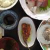 魚山亭 - 料理写真:上刺身定食