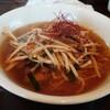 拉麺ハッパ - 料理写真:ハッパラーメン辛さ2辛