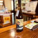 今西清兵衛商店 - 旨口四段仕込み純米生原酒 酒蔵見学限定酒