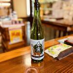 今西清兵衛商店 - 純米吟醸生酒 しぼりばな 季節限定品