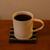 自家焙煎珈琲 喫茶 路地 - ドリンク写真:路地ブレンド
