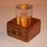 てる美 - 料理写真:日本酒 (富鷗) 300円
