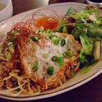ジャムカフェ - アジア風甘辛味噌そぼろご飯