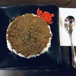 カフェ・ハイチ - ドライカレー