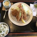 かつ泉 - レディース御膳1480円+税