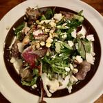 罠:TRAPPOLA - ピスタチオと砂肝サラダ