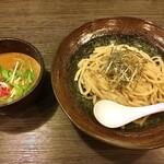 麺家 あべの - 海老つけ麺 中 ¥1,000