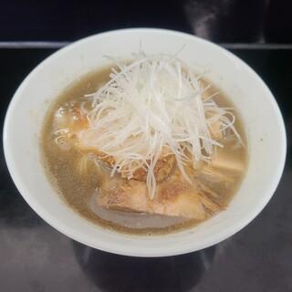 煮干中華そば のじじR - 料理写真:HARD