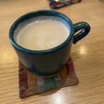 シティ コーヒー セタガヤ - カフェオレ