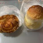 金太郎パン - 料理写真: