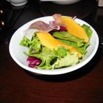 ヴェリータ - 20120814セットのサラダ