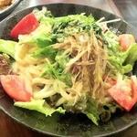 14605522 - サラダうどん(780円)