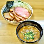 麺処 有彩 - '21.02特製こってりつけ麺