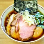 麺処 有彩 - '21.02特製醤油