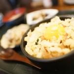 とりビアー - 生親子丼セット