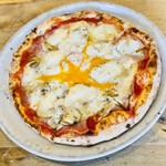 Pizzeria da Torachici - ビスマルク
