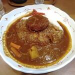 Rahoru - おすすめA(カニクリームコロッケ)インド風