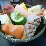 きんめ屋 - 海鮮丼