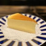 鈴木珈琲店 - ベイクドチーズケーキ