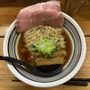 極麺 青二犀 - 料理写真:千年水のしょうゆらーめん 900円(2021年2月)