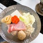Matsubazushi - 塩ちゃんこ