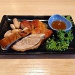香港飲茶専門店 西遊記 横浜中華街 - 焼き物2種