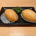 香港飲茶専門店 西遊記 横浜中華街 - もち米揚げ餃子