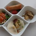 Shisenhanten - 小鉢4種