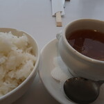 Shisenhanten - ご飯