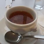 Shisenhanten - スープが熱々